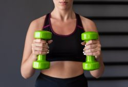 Mit der Body Combat DVD zu Hause oder im Studio trainieren
